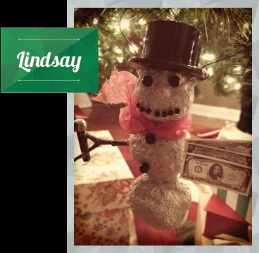Fishhook Christmas 2012 - Lindsay